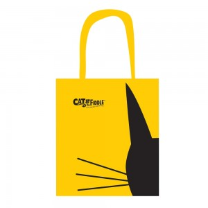 Cat's Tote Bag